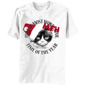 Grumpy Cat – It's the Most Meh Time of the Year