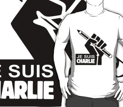 Je Suis Charlie – Punch and Pencil
