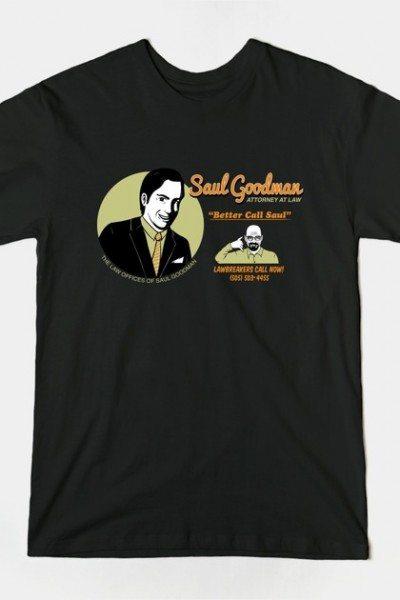 Saul Goodman – Lawbreakers Call Now!