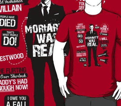 Sherlock – Good Old Fashioned Villain Quotes