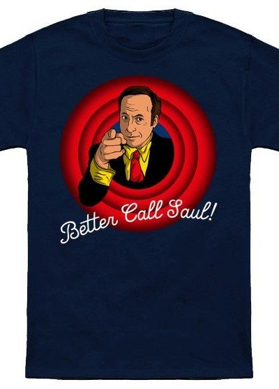 Sleazy Lawyer – Saul Goodman
