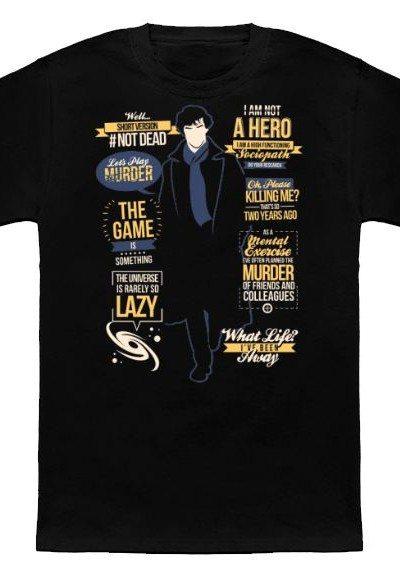 Sherlock – Not Dead