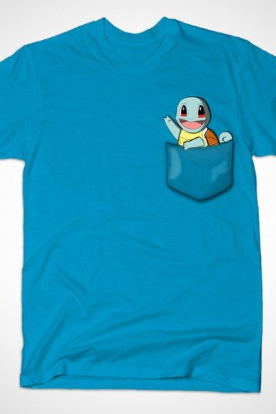 Pocket Pokemon – Squirtle