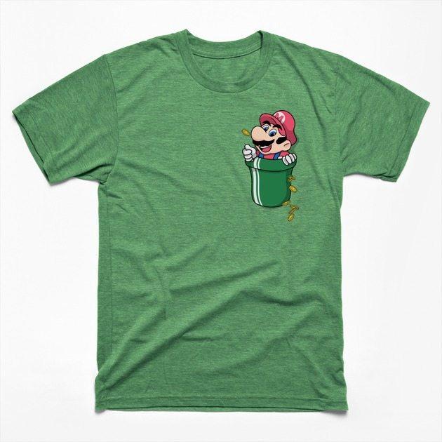 Mario Pocket Change