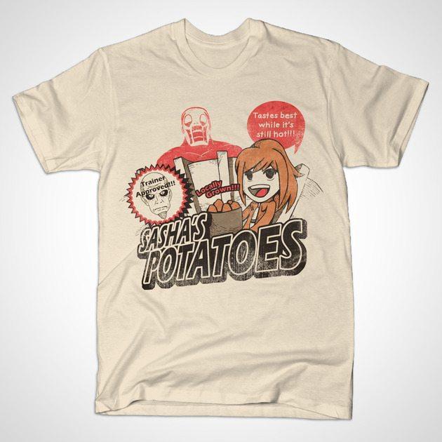 Sasha's Potatoes