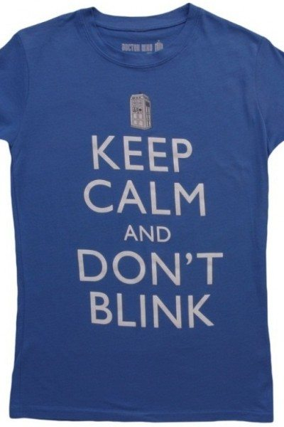 Keep Clam and Don't Blink