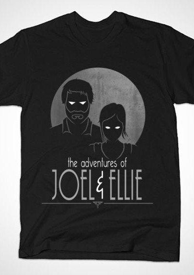 The Last of Us – Adventures of Joel and Ellie