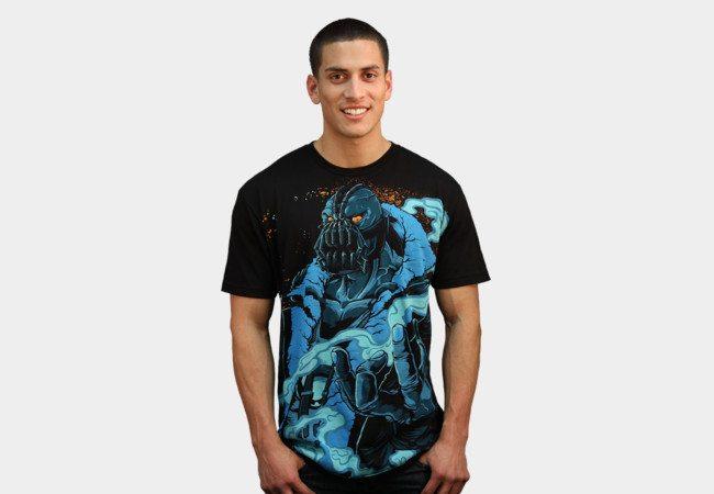 Ultimate Super Villain T-shirt Roundup bane-mens-front-650x450-b-p