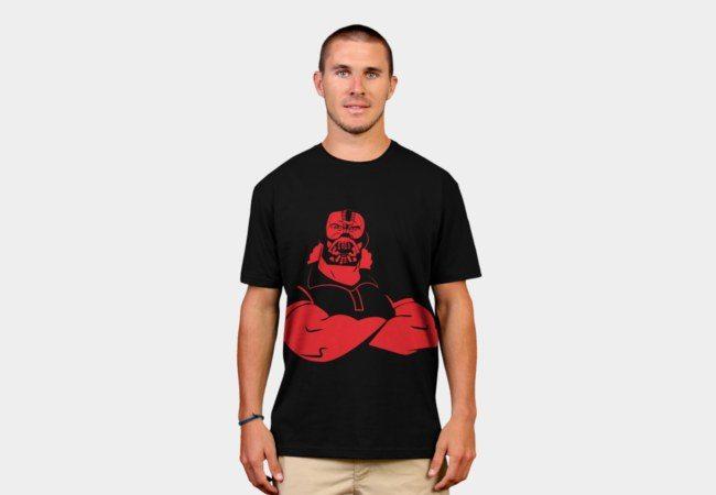 Ultimate Super Villain T-shirt Roundup brock