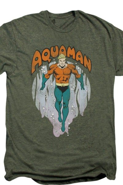 From the Depths – Aquaman