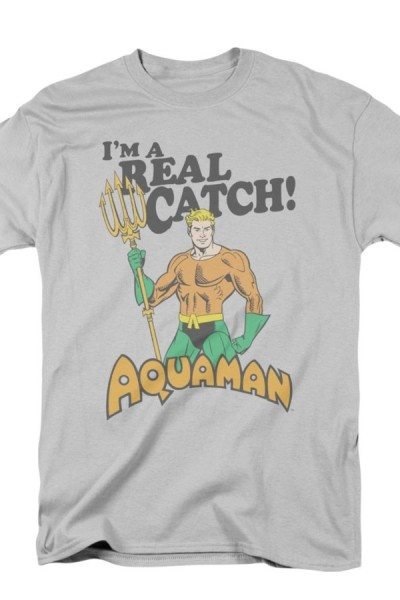 Aquaman – Real Catch