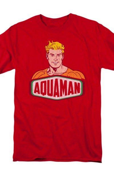 Aquaman Sign