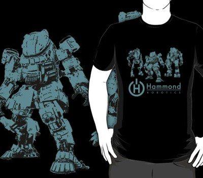 Titanfall – Hammond Robotics