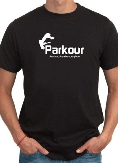 Parkour – Anytime, Anywhere, Anyhow