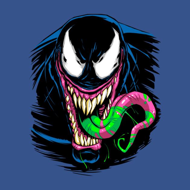 Ultimate Super Villain T-shirt Roundup venom
