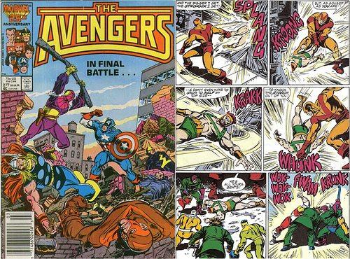avengers vs masters of evil