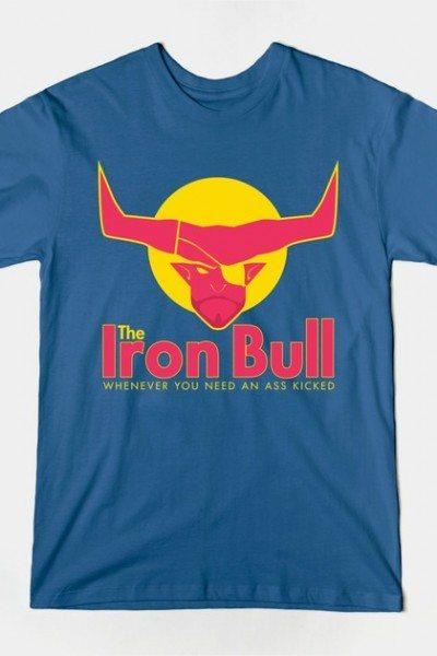 Dragon Age – Iron Bull Energy