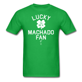 MLB Players – Lucky to be a Machado Fan