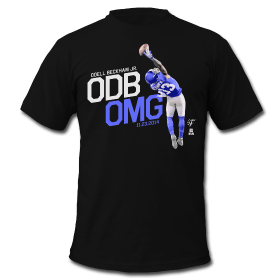 Odell Beckham Jr.'s OMG Catch