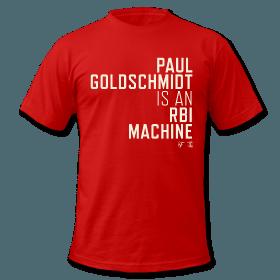 MLB Players – Paul Goldschmidt