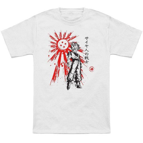 Dragon Ball – Saiyan Warrior