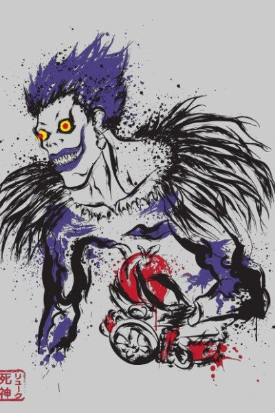 Death Note – Shinigami Light