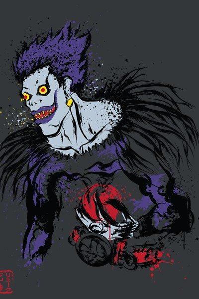 Death Note – Shinigami Dark