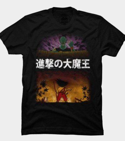 Dragon Ball Z – Attack on Demon