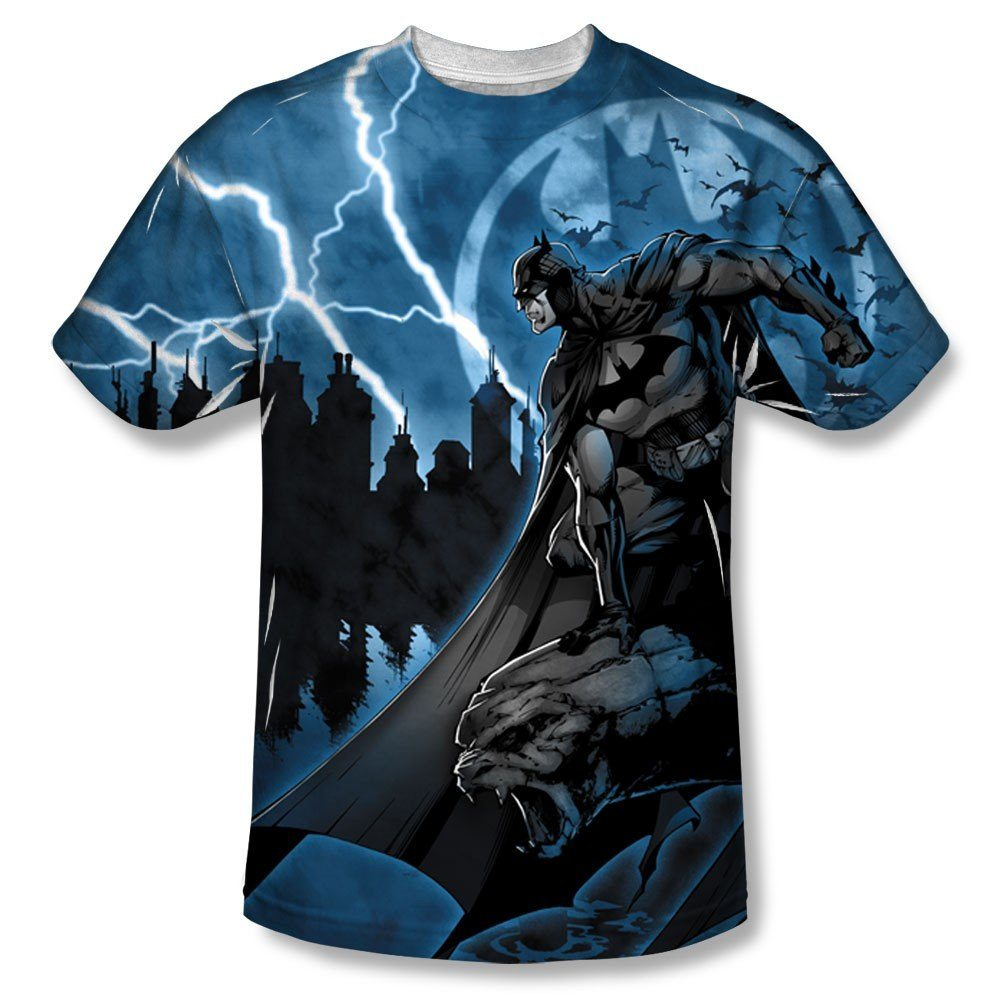 Batman – Lightning Strikes