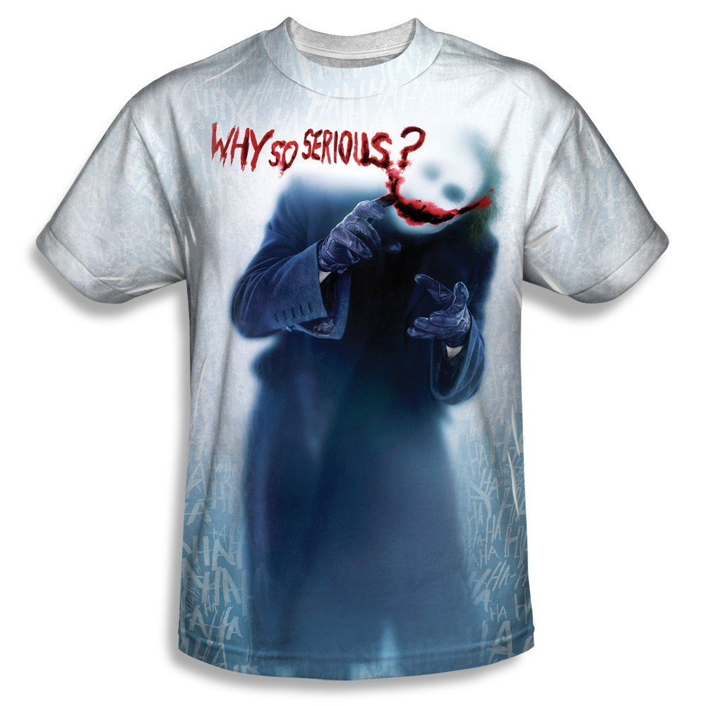 Dark Knight – Why so Serious?
