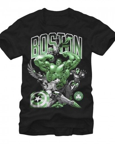 Boston Celtics Avengers
