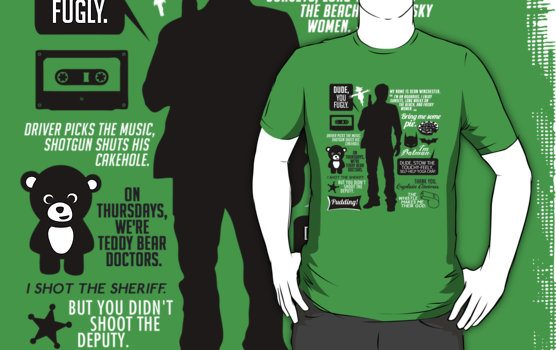 ad387ca7 Super Thrilling Supernatural T-Shirts - TeeHunter.com