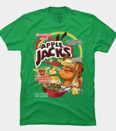 Apple Jack's Honestly Delicious – My Little Pony