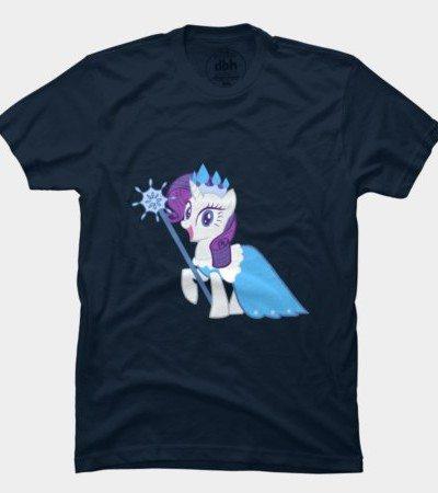 Queen Rarity Frostine – My Little Pony