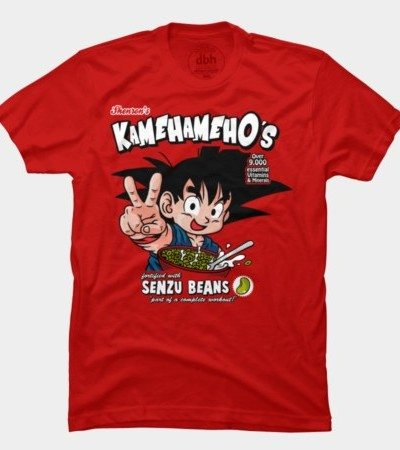 Kamehame O's – Dragon Ball