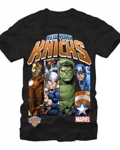 New York Knicks Avengers