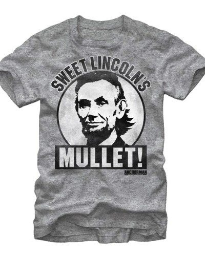 Sweet Lincoln's Mullet