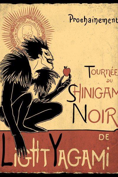 Shinigami Noir – Death Note
