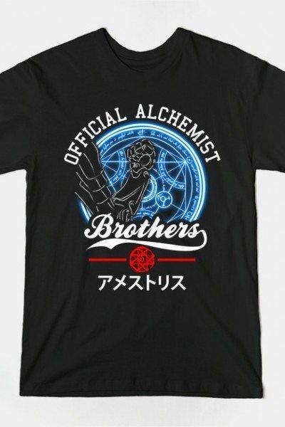 Official Fullmetal Alchemist