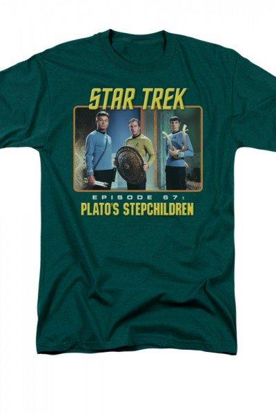 Star Trek – Plato's Stepchildren