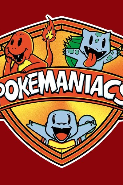 Pokemaniacs Starters Version