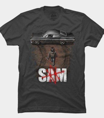 Sam Akira – Supernatural