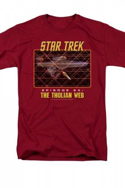 Star Trek – The Tholian Web