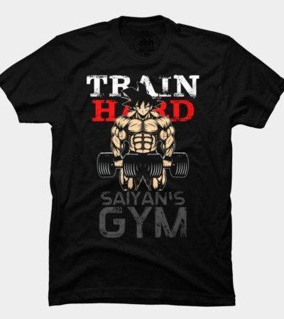 Train Hard – Dragon Ball