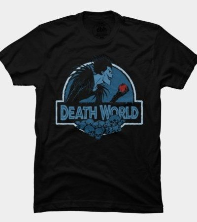 Death Note – Death World