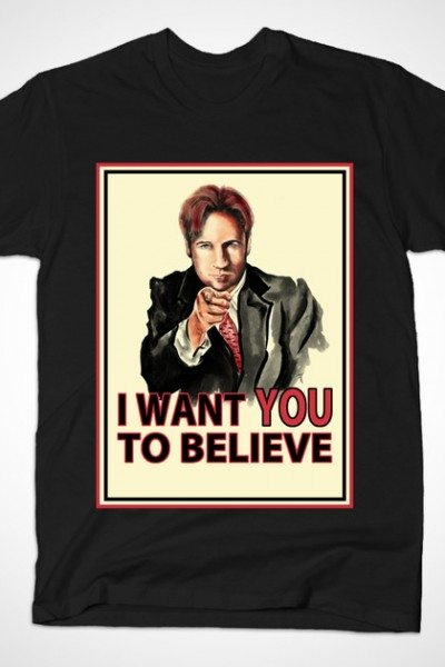 X-Files – I Want You to Believe!