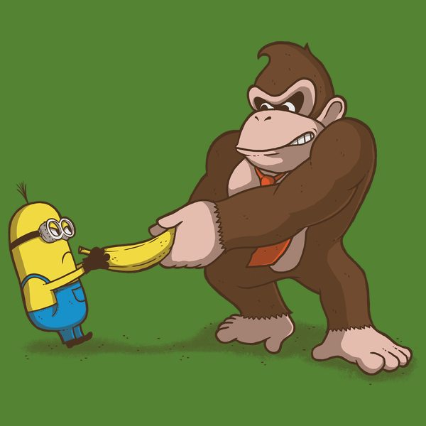 Banana-fighters