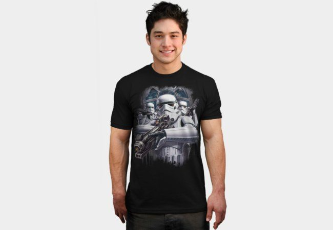 Star Wars Giveaway blast officially licensed star wars t-shirts