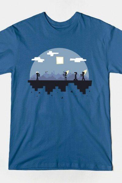 Minecraft – Blazing Escape