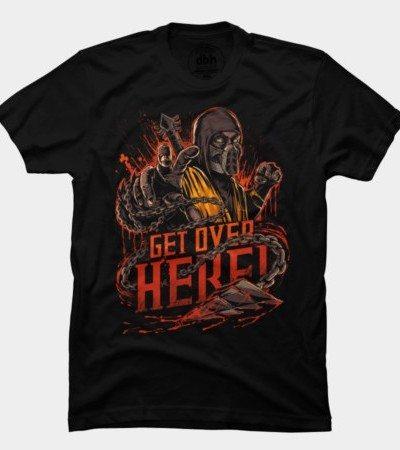 Mortal Kombat: Get Over Here!